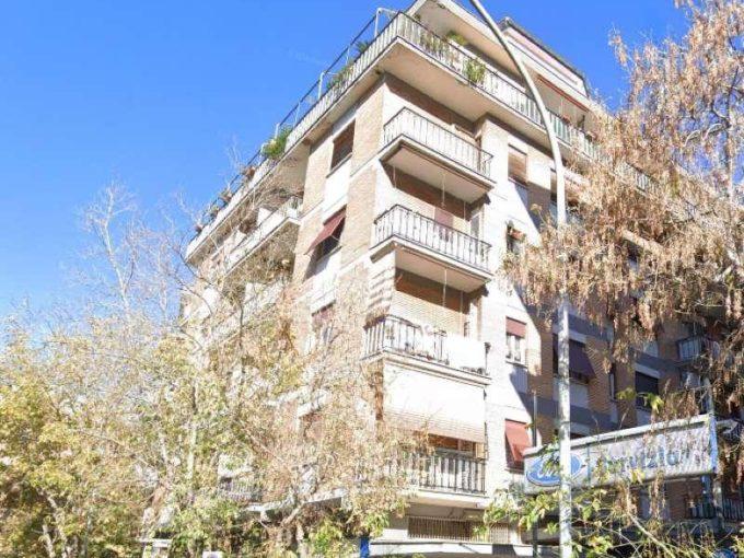 Appartamento in vendita via Collatina, Roma