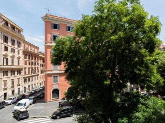 appartamento in affitto via Angelo Tittoni, Roma