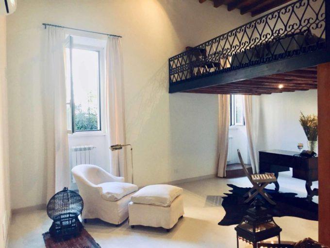 Appartamento in affitto vicolo del Bologna, Roma
