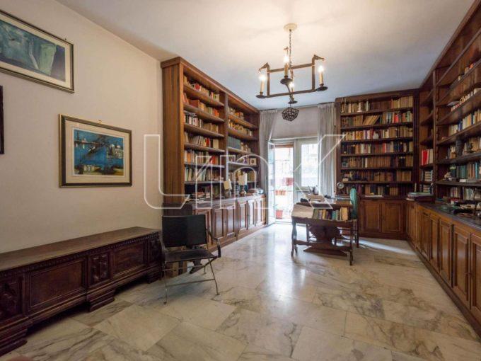 Appartamento in vendita via Alfredo Catalani, Roma