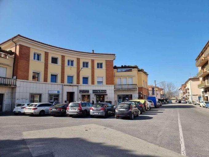 Appartamento in vendita via Tancia, Rieti