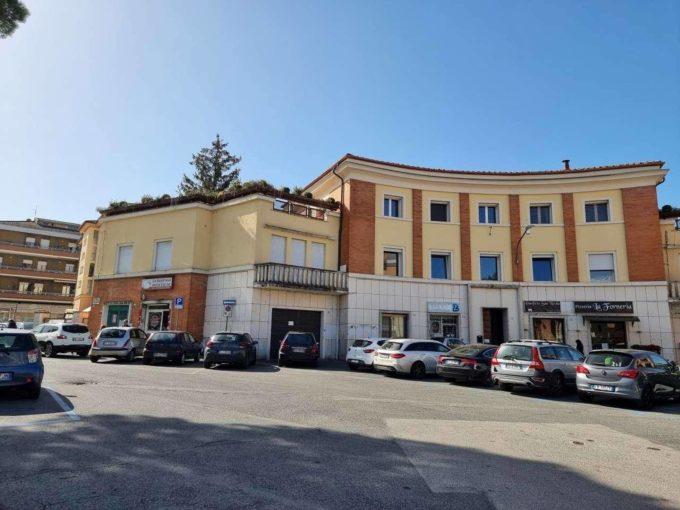 Appartamento in vendita in  piazza della Repubblica, Rieti
