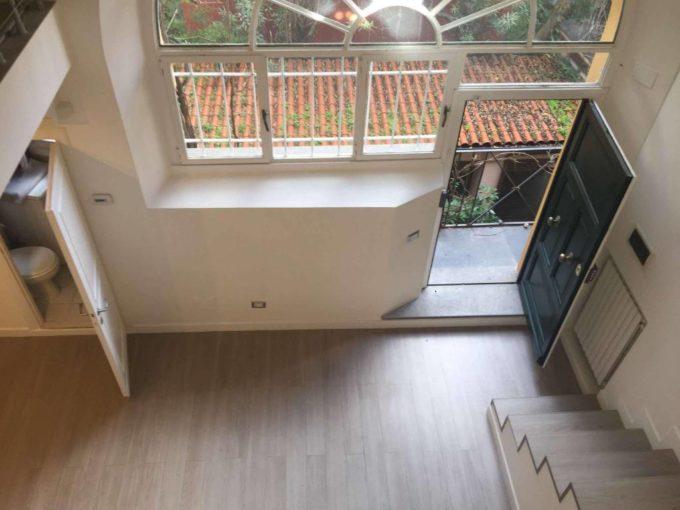 Appartamento in affitto via Margutta, Roma