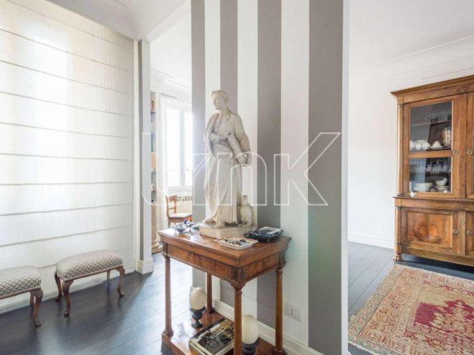 Appartamento in affitto via Treviso, Roma