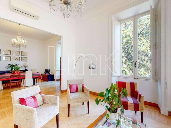 Appartamento in affitto via Rovigo, Roma