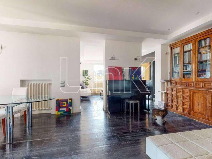 Appartamento in vendita via di Novella, Roma
