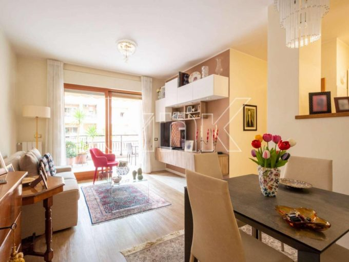 Appartamento in vendita via Dario Niccodemi, Roma