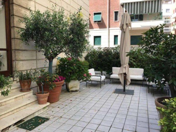 Appartamento in affitto via di Villa Grazioli, Roma
