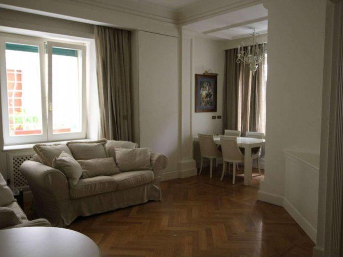 Appartamento in affitto via Sant'Anselmo, Roma