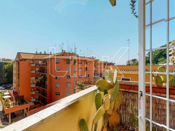 Appartamento in vendita via Carlo Rusconi, Roma